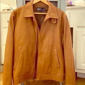 Beautiful Polo Leather Jacket